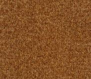 Orange color knitting cloth texture. Stock Photo
