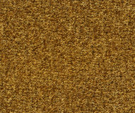 Orange color knitting cloth texture. Stock Photos
