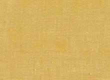 Orange color textile cloth texture. Stock Photos