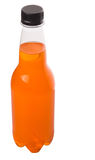 Orange Colored Soda Drinks II Stock Photos