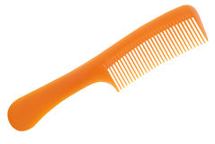Orange comb Stock Image
