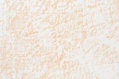 Orange concrete stone background, top view stock image
