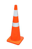 Orange Cone Stock Photo