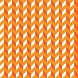 Orange contour abstract 3d geometrical cubes seamless pattern background for wallpaper, pattern, web, blog, surface, textures. Orange contour abstract gradient royalty free illustration