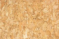 Orange cork wooden textured wallpaper Royalty Free Stock Photo