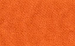 Orange Cotton Clothing Close-up Stock Photography