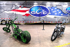 Orange County Choppers Stock Photo