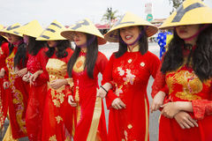 Orange County, City of Westminster, Southern California, USA, February 21, 2015, Little Saigon, Vitenamese-American Community,  TE Stock Photo