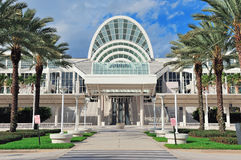 Orange County Convention Center Royalty Free Stock Image