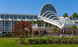 Orange County Convention Center (OCCC), Oralando FL USA Stock Photo