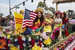 Orange County, die City of Westminster, Süd-Kalifornien, USA am 21. Februar 2015 wenig Saigon, Vitenamese-amerikanische Gemeinsch Lizenzfreie Stockfotos