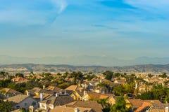 Orange_county_view6 royalty-vrije stock fotografie
