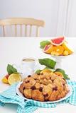Orange cranberry monkey pull-apart bread Stock Photography