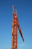 Orange Crane Stock Images