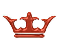 Orange crown Stock Photo