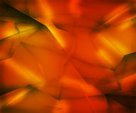 Orange Crystal Texture Royalty Free Stock Images