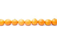orange d'amitié Photo libre de droits