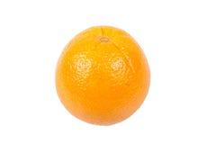 Orange d'isolement Image stock
