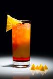 Orange de Campari image stock