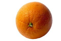 orange de jus Image stock