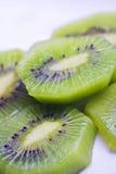 orange de kiwi de dessert Photographie stock libre de droits