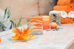 Orange Decoration Royalty Free Stock Image
