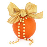 Orange Decoration Royalty Free Stock Photos