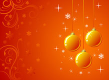 Orange Decoration Royalty Free Stock Images