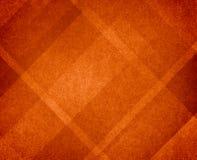 Orange design för tacksägelse- eller höstbakgrundsabstrakt begrepp Royaltyfria Bilder