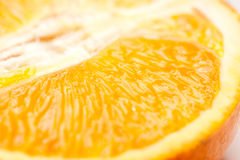 Orange Detail Royalty Free Stock Photo