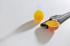 Orange distilled Stock Photo