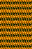 A jagged angled diagonal bronze or copper colored pattern. royalty free illustration