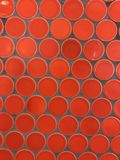 Orange Dots Royalty Free Stock Images