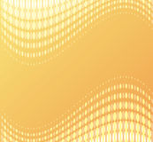 Orange dotted background Royalty Free Stock Images