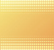 Orange dotted background Stock Photos