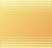 Orange dotted background Stock Photos