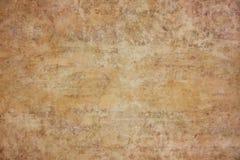 Orange dotted grunge texture background Stock Photo