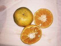 Orange douce Photos stock