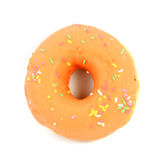 Orange Doughnut Royalty Free Stock Image