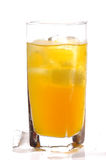 Orange drink Stock Photo