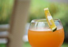 Orange Drink Stock Photos