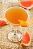 Orange drink Royaltyfria Foton