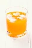 Orange drink Royalty Free Stock Photos