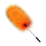 Orange duster Royalty Free Stock Photos