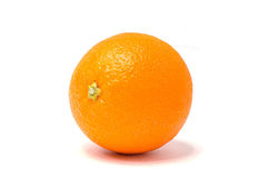 Orange entière Image libre de droits