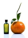 Orange essence Royalty Free Stock Image