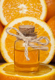 Orange Essential Oil Royalty Free Stock Image