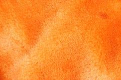 orange för 2 päls arkivbild