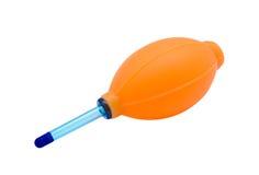 orange för blåsarekameradamm Royaltyfri Foto