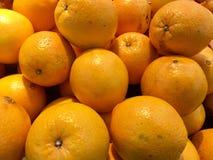 Orange für gesundes Lizenzfreies Stockfoto